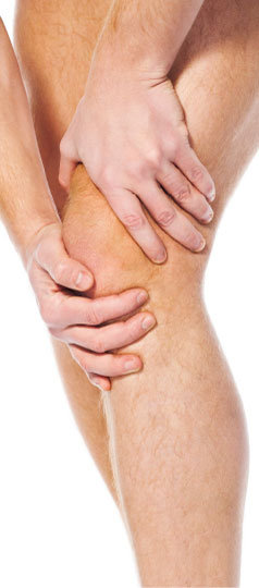 Treatment for knee pain