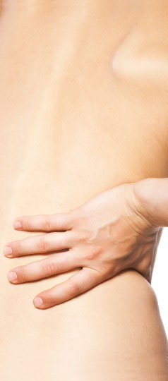Spine and back pain management